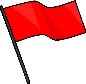 Red, Flag, Capture, Signal, Sport, Game