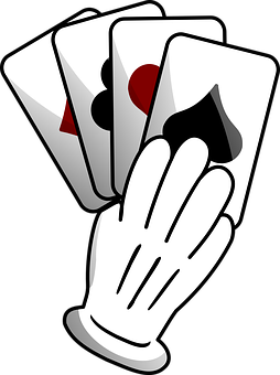 Playing Cards, Suits, Hand, Diamond, Spade, Heart, Club