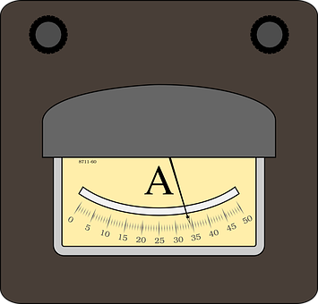 Ammeter, Measure, Current, Flow, Electricity