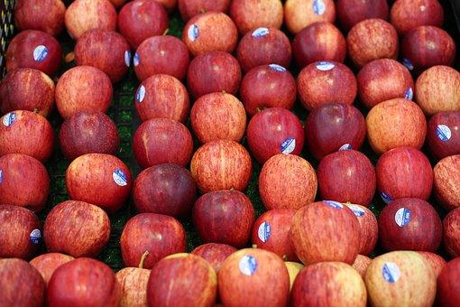Apple, Diet, Red, Fruit