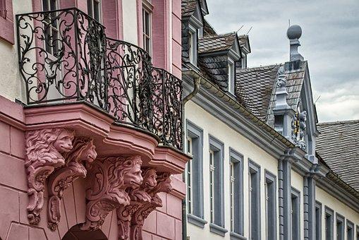 House, Facade, Building, Historically