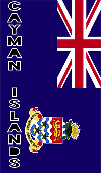 Cayman Islands, Country Flag, Banner, Bunting