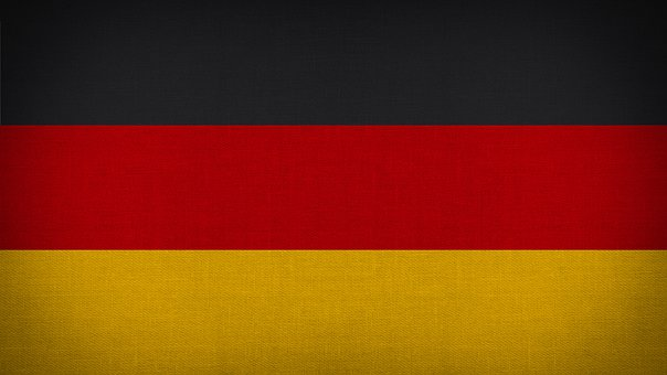 Europe, Germany, Fabric, Texture, Textile, Sign, Flag