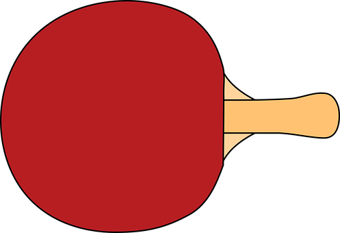 Paddle, Table Tennis Racket, Ping-pong Paddle