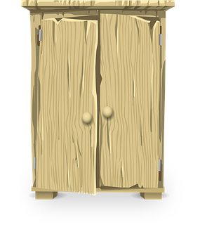 Armoire, Cabinet, Wood, Wooden