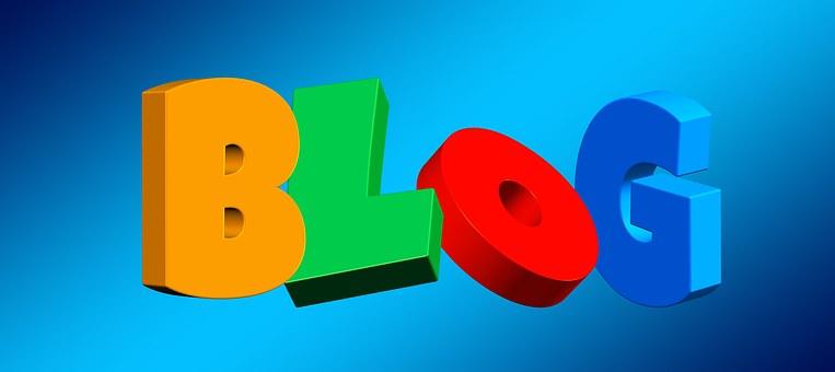 Logo, Concept, Blog, Font, Letters, Banner, Header
