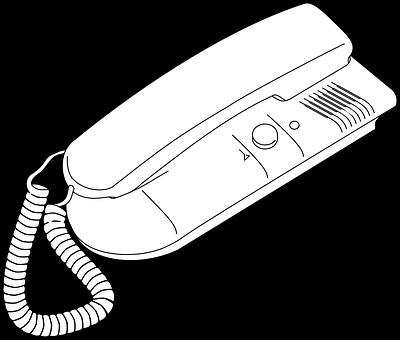 Intercom, Telephone, Telecommunication, Calling