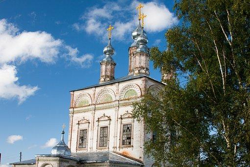 Architecture, Church, Temple, Dome
