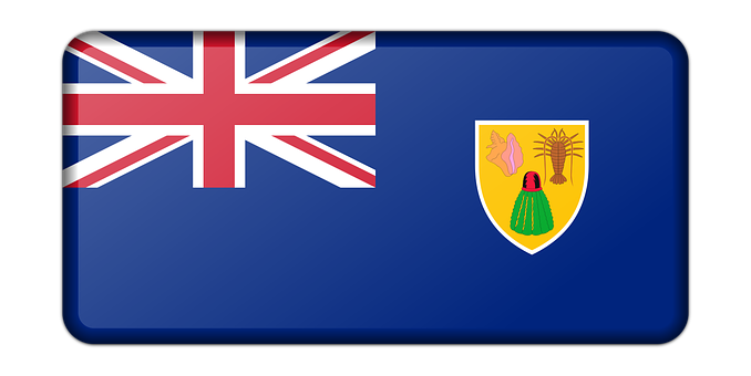 Banner, Caicos Islands, Decoration, Flag