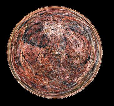 Ball, Granite, Stone, Marble, Marble