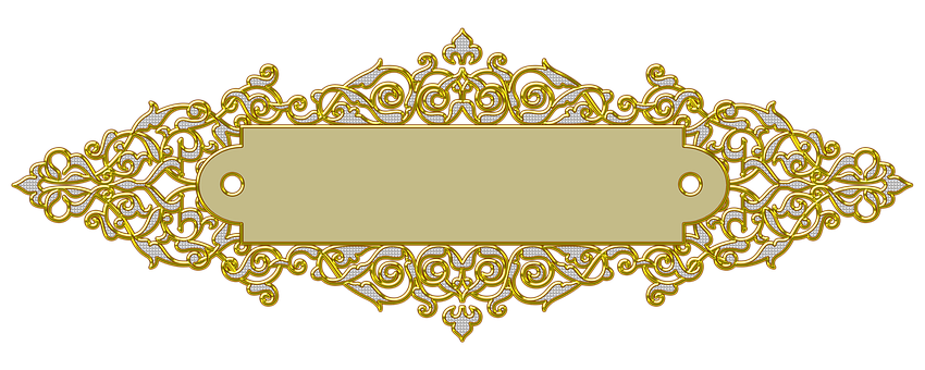 Vignette, Pattern, Frame, Decor, Ornament, Clearance