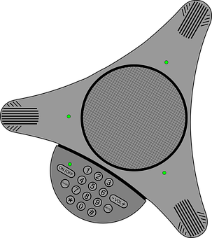 Speakerphone, Phone, Intercom, Interphone
