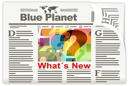 Newspaper, News, New, Events, Question