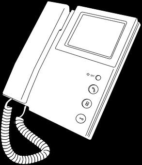 Intercom, Video-telephony, Viewphone, Visual Telephony