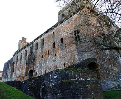 Linlithgow Palace, Edinburgh, Scotland