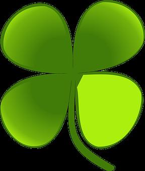 Four Leaf Clover, Shamrock, Plants, Saint, March