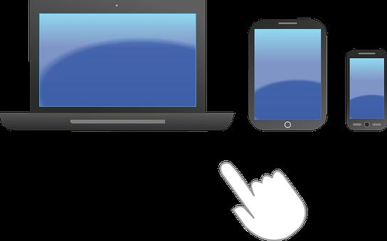 Responsive, Laptop, Ipad, Touch Screen, Smartphone