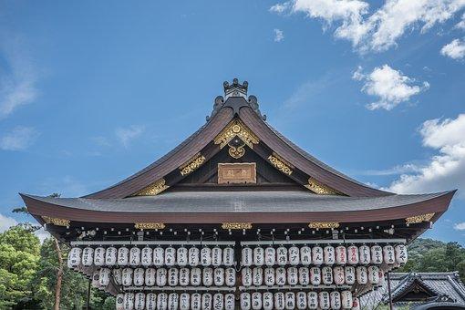 Japan, Temple, Kyoto, Japanese