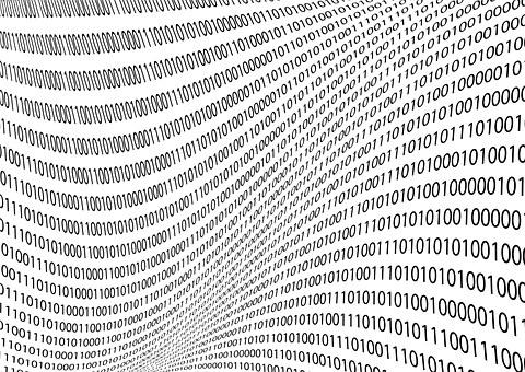 Binary Code, Binary, Binary System, Bits