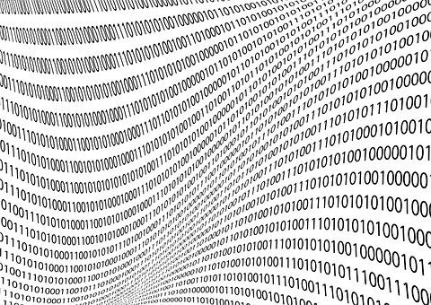 Binary Code, Binary, Binary System, Bits, Zeros, Ones