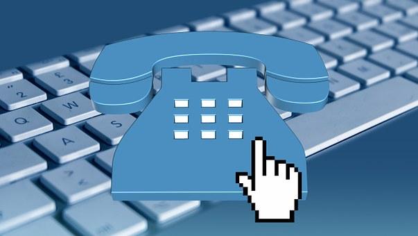 Phone, Communication, Talk, Exchange, Computer, Cursor