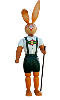 Easter, Easter Bunny, Isolated, Decoration