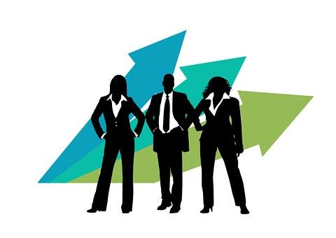 Executive, Businesswoman, Businessman