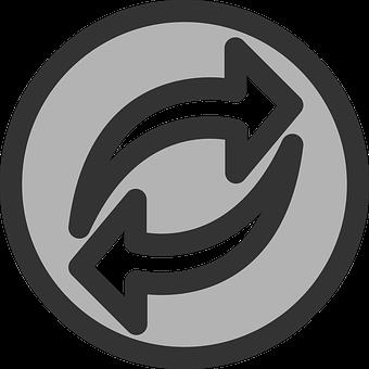 Icon, Symbol, Refresh, Reload, Webpage