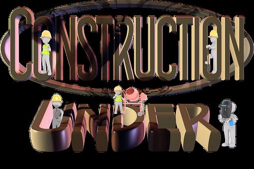 Construction, Web, Website, Repair, Work, Www, Build