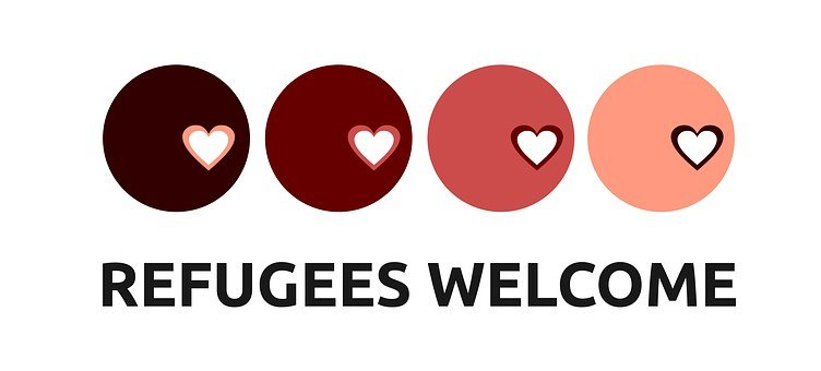 Refugees, Integration, Charity, Asylum