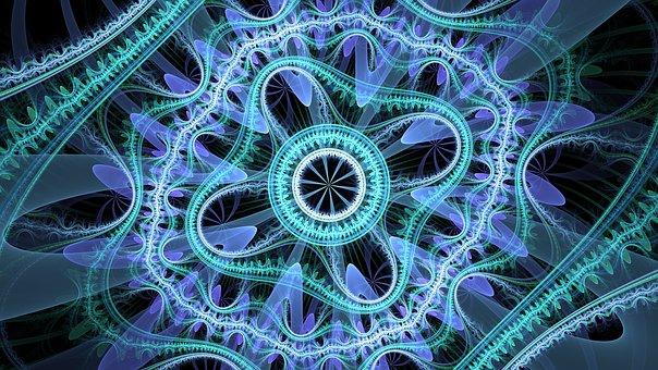 Fractal Art, Fractal, Fractal Desktop Background