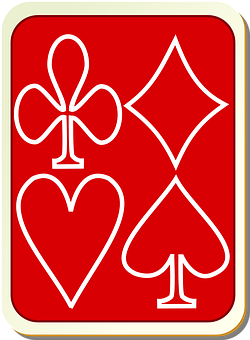 Card Game, Deck Of Cards, Card, Game, Playing, Back