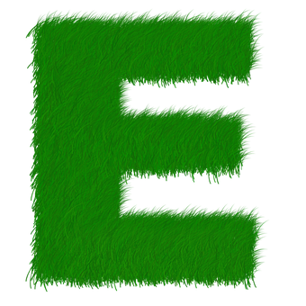 Letter And, Letter, Is, Alphabet, Green, Grass, Prato