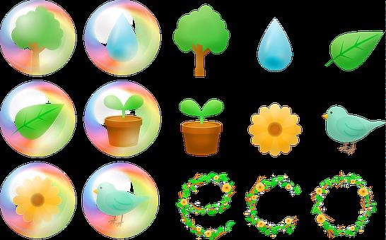 Eco, Ecology, Environment, Green, Leaf, Tree, Bio