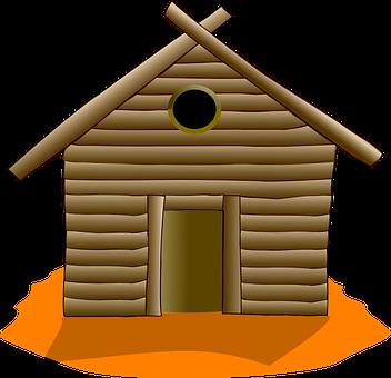 Log Cabin, Log House, Log Home, Rustic, House, Cabin