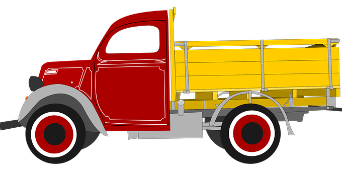 Truck, Auto, Vehicle, Transport, Commercial Vehicle
