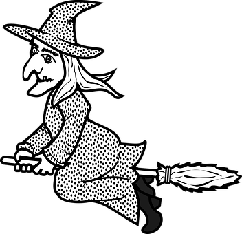 Frau, Halloween, Human, Keyword Pictures, Wife, Witch