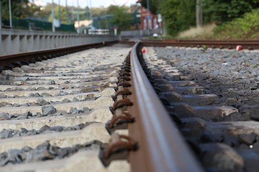 Platform, Track, Threshold, Metal