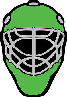 Helmet, Hockey, Mask, Goalie, Protection