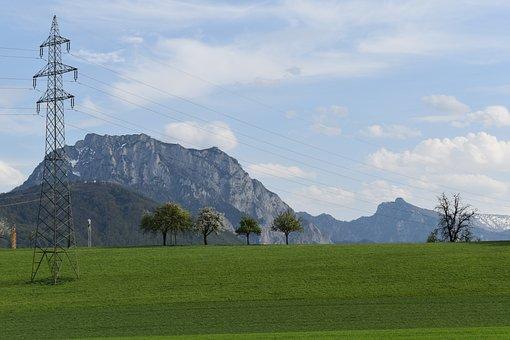 Traunstein, Salzkammergut, Gmunden