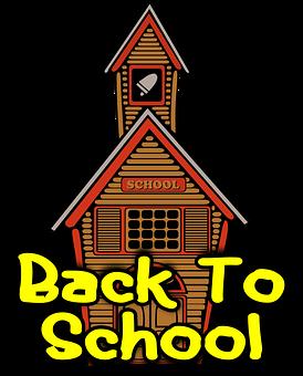 Back To School, School, Back, Student