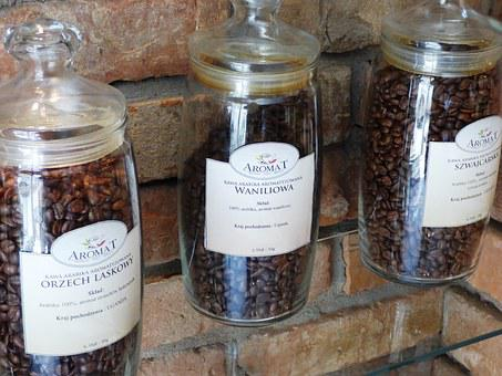 Coffee, Coffee Beans, Beans, Flavoured, Flavored