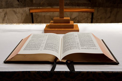 Bible, Book, Catholic, Christ, Christianity, Church