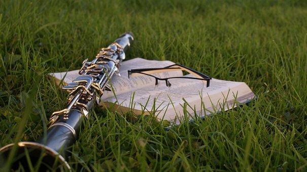 Bible, Music, Clarinet
