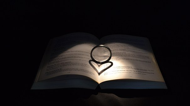 Bible, Ring, Book, Heart, Symbol, Marriage