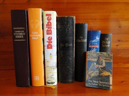 Bible, The Holy Book, Christianity, Holy, Biblical