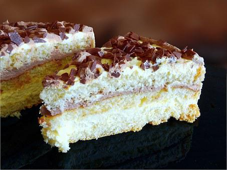 Cake, Sweet Dish, Chocolate, Calories, Buttercream
