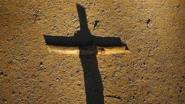 Cross, Faith, Christianity, Christian, Wooden Cross