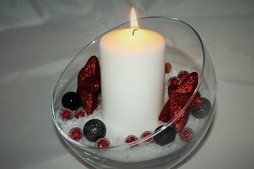 Christmas, Candle, Advent, Light, Christmas Time, Flame