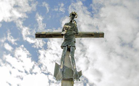 Faith, Cross, Jesus, Christian, God, Christianity